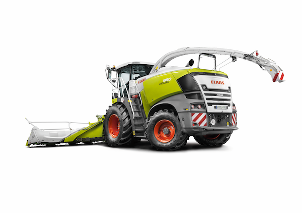 CLAAS Harvest Centre Colac JAGUAR 900