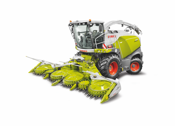 CLAAS Harvest Centre Colac JAGUAR 800