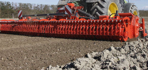 kuhn tillage