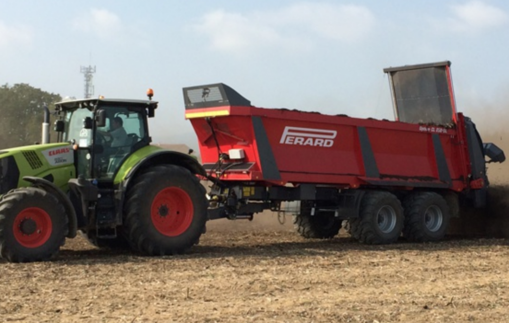 Perard Spreader